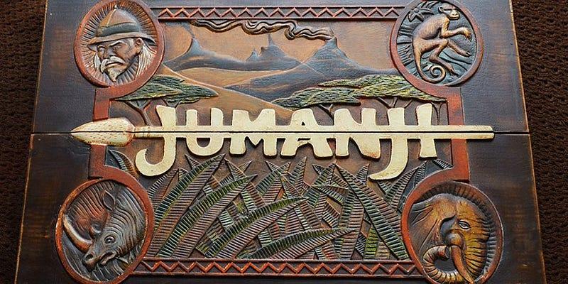 Illustration for article titled El remake de Jumanji parece la parodia perfecta de una película de exploradores