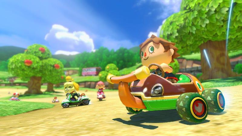 Screenshot: Mario Kart 8/Nintendo