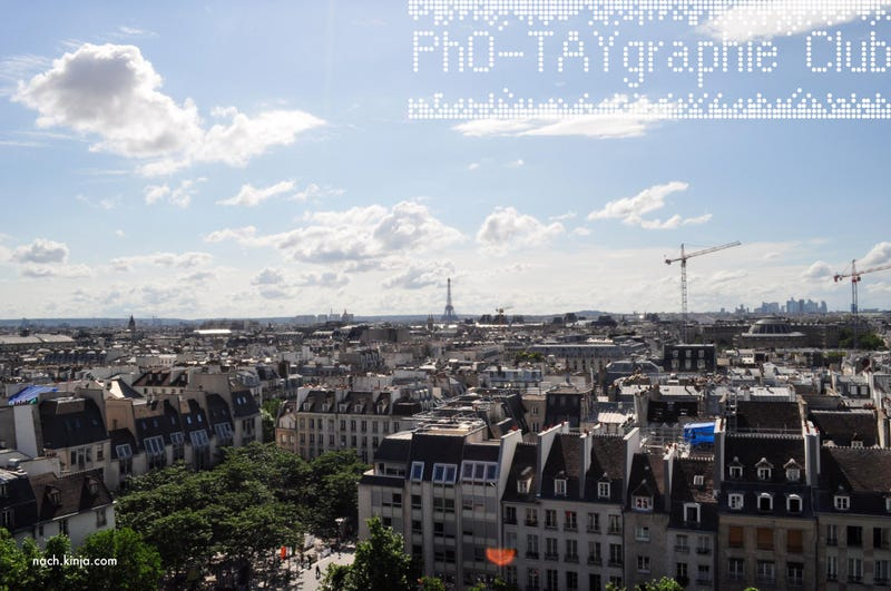 Illustration for article titled PhO-TAYgraphy Club: Paris Myope. Part I