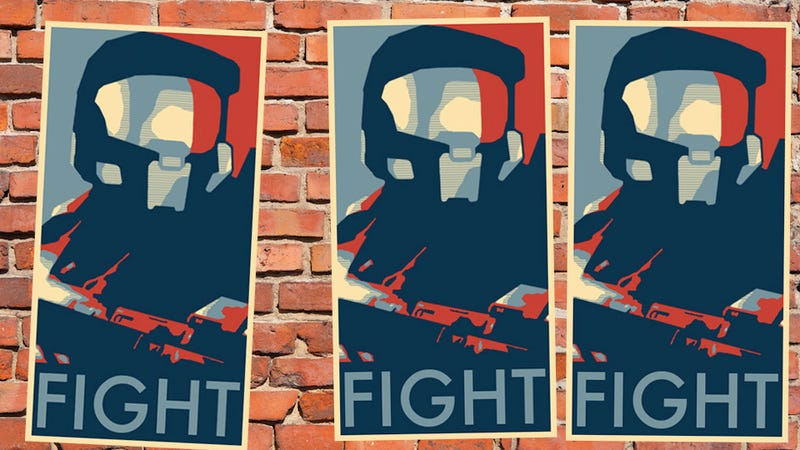 Illustration for article titled Fox News Says Halo 4 May Keep Gamers From Voting