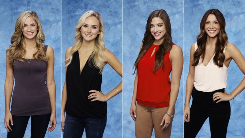 Illustration for article titled Average Age of the New BachelorCast Is 25, Median Name Is 'Lauren'