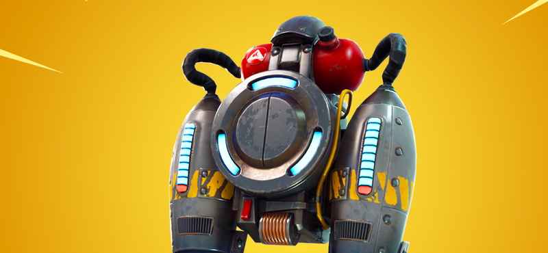 Illustration for article titled Fortnite's Jetpacks Are Live, Here's How They Work