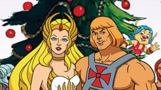 He Man Christmas.The Theologically Confusing Nightmare That Is The He Man