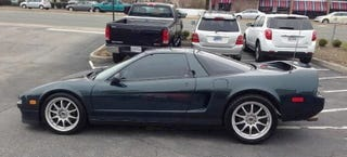 Illustration for article titled For $25,000, Is This 1994 Acura NSX Investment Grade?