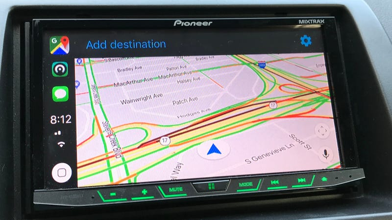 The Best Ways to Use Google Maps With Apple's CarPlay