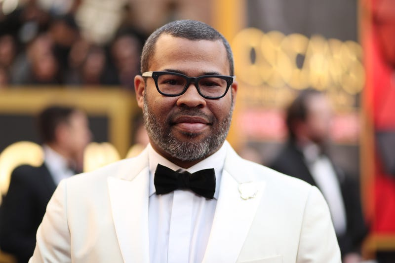 Jordan Peele attends the 90th Annual Academy Awards on March 4, 2018 in Hollywood, California.