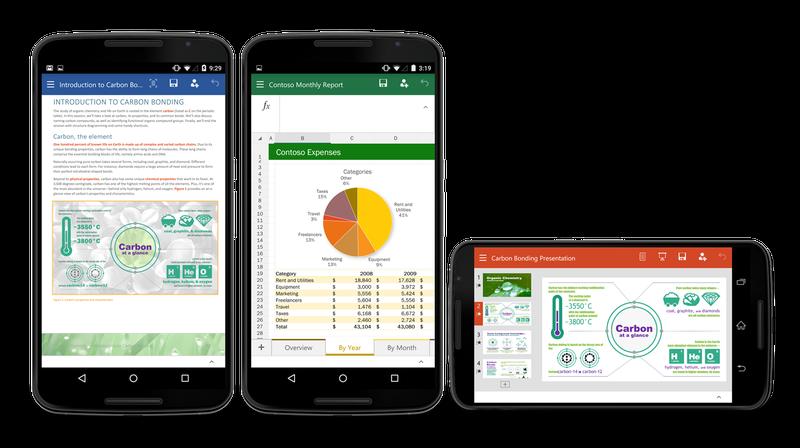 Illustration for article titled Office para Android se renueva por completo, y ya puedes probarlo