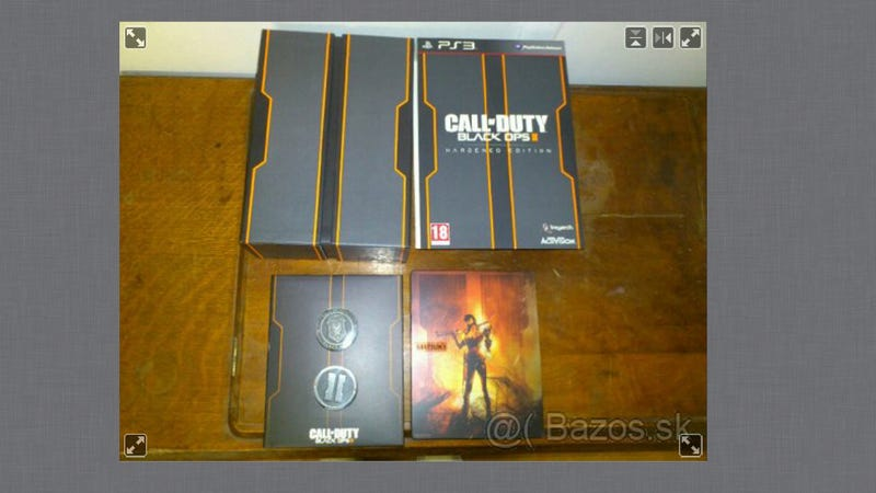 Illustration for article titled Call of Duty: Black Ops II Gets Sold Early in Slovakia