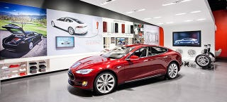 Illustration for article titled You Can Now Legally Buy A Tesla In New Jersey