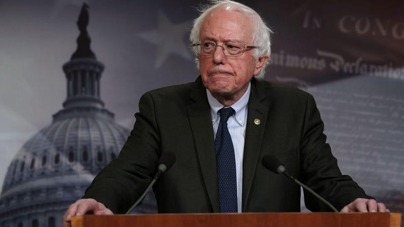 It Sure Seems Like Bernie Is Planning on Running Again