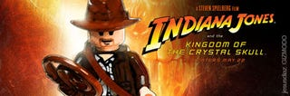Illustration for article titled New Indy Movie LEGO Sets Offer Exclusive Peek Into Crystal Skull