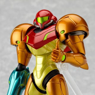 Illustration for article titled Figma Samus is getting a re-release!