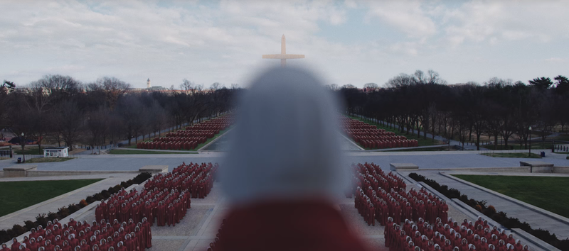 The Handmaids are forming an army of their own.