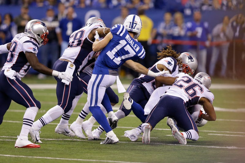 Illustration for article titled The Colts' Trick Play Was Even More Of A Mess Than We Realized