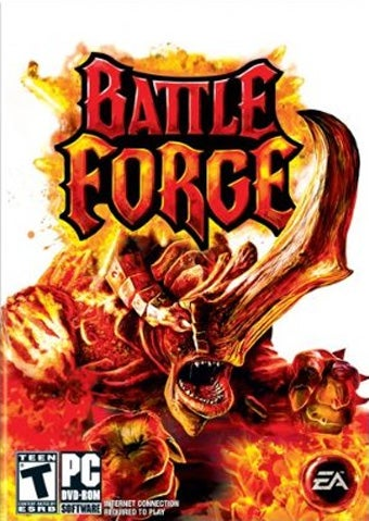 Illustration for article titled BattleForge Review: Collectible Card-Time Strategy
