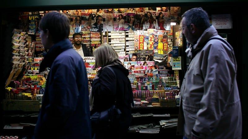 Illustration for article titled Los británicos tendrán que comprar pases de $14 en los kioscos para poder ver porno en Internet de forma anónima
