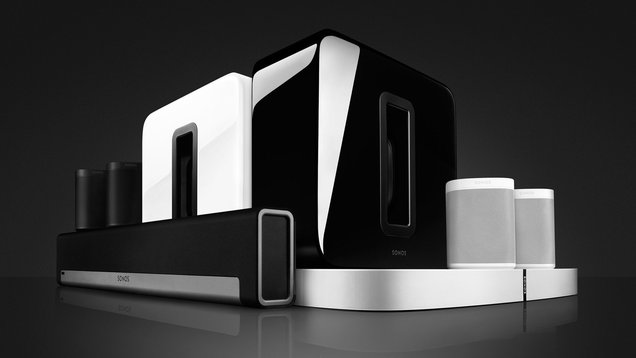 how to turn off sonos play 5
