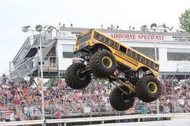 Illustration for article titled Higher Education monster truck
