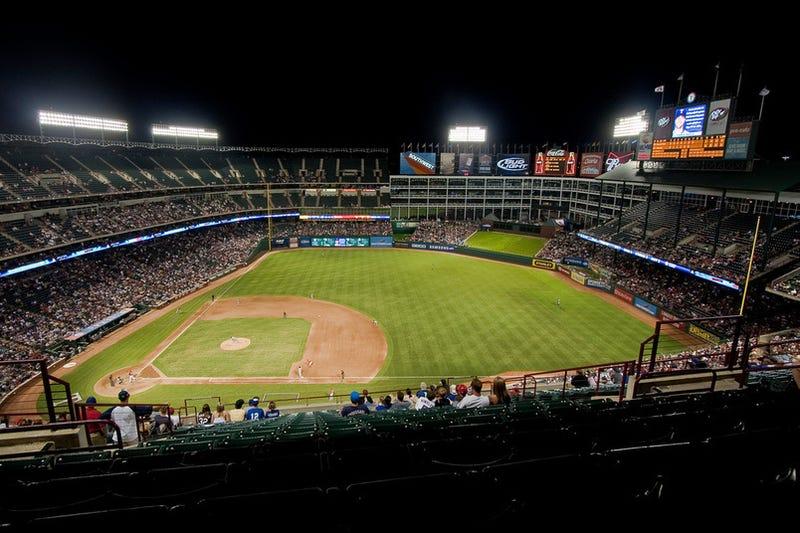 Illustration for article titled Why Your Stadium Sucks: Rangers Ballpark In Arlington