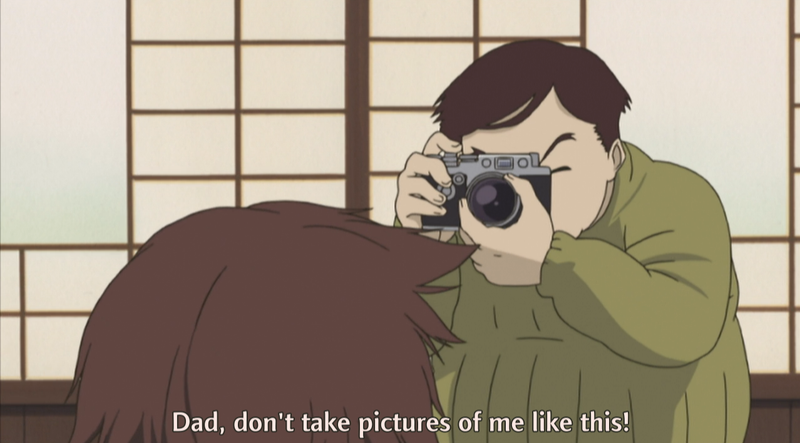 Illustration for article titled Was watching Kamichu when all of a sudden, Leica M3! Edit: Leica III!