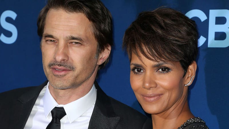 Illustration for article titled Halle Berry and Olivier Martinez Can't Stop Filing for Divorce from Each Other