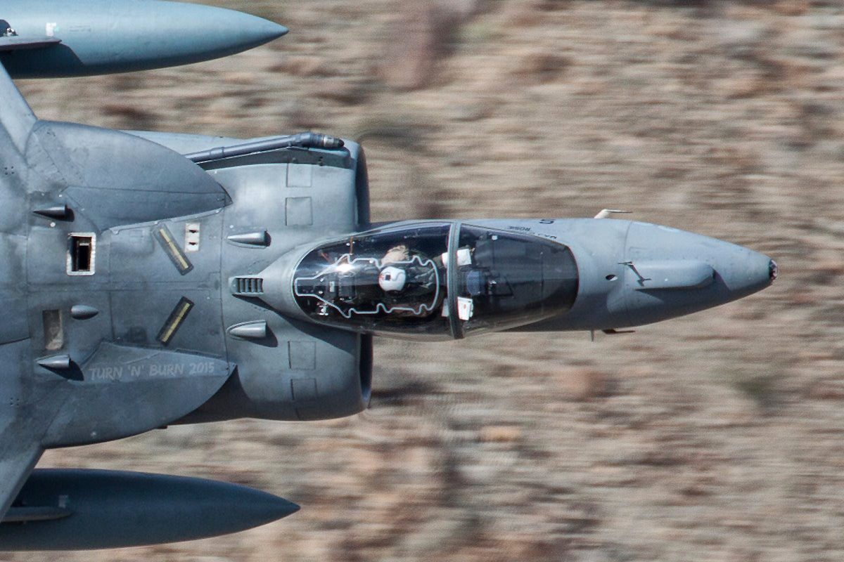 Tyler Car And Truck >> This Wild Photo Shows Warped Air Getting Gulped Into A Harrier's Engine