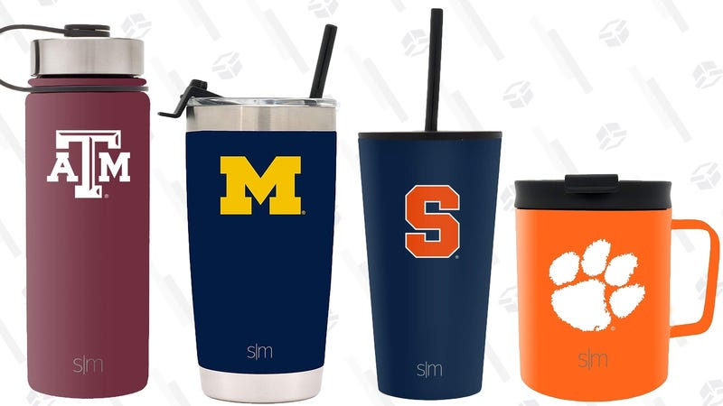 Simple Modern NCAA Drinkware Sale | Amazon