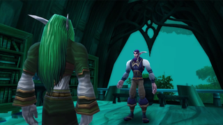 Illustration for article titled World of Warcraft Class Quests, Then And Now