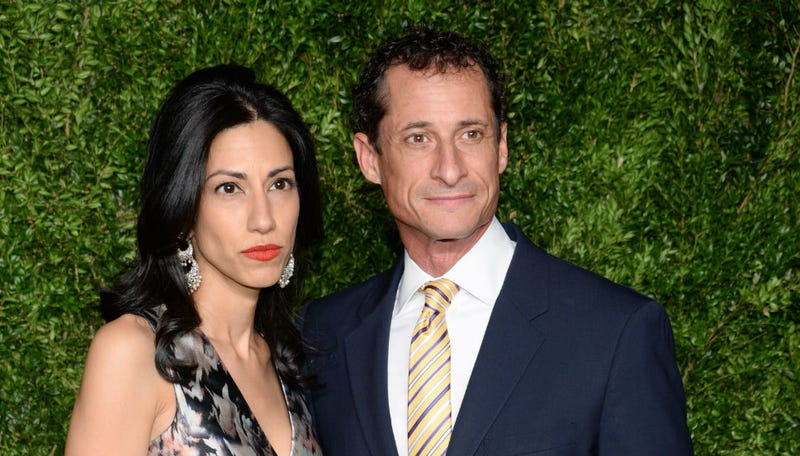 Illustration for article titled New Documentary on Anthony Weiner Captures Huma Abedin Dealing With His Fuckery