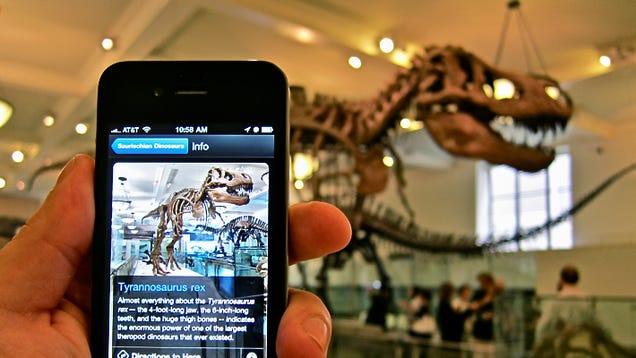 Museum Of Natural History Explorer App
