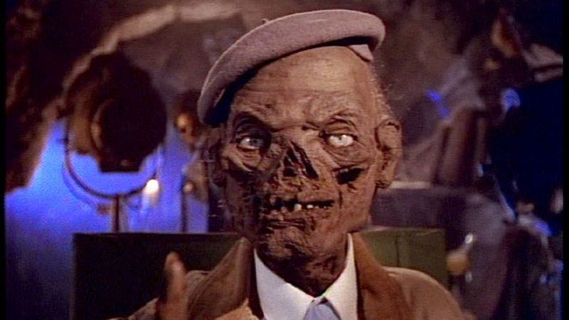 Illustration for article titled The Tales From The Crypt reboot has hit a legal roadblock