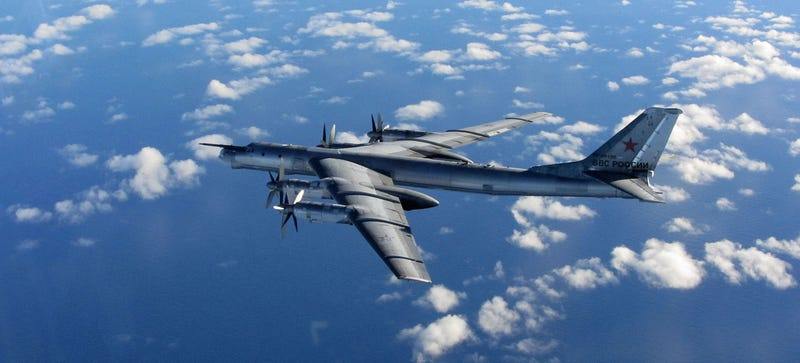 Illustration for article titled Russia To Start Regular Bomber Patrols In The Gulf Of Mexico