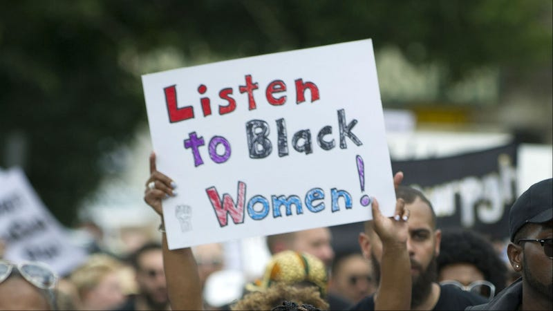 Organizers To Lead March For Black Women In DC