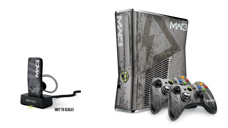 Illustration for article titled There's a New Modern Warfare 3 Xbox 360 for Superfans