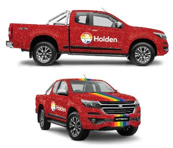 "Illustration for article titled Holden ""Glitterado"""