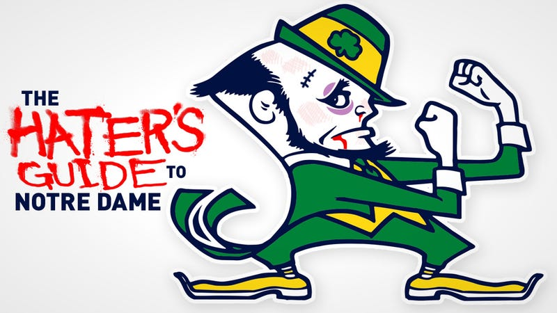 Illustration for article titled The Hater's Guide To Notre Dame