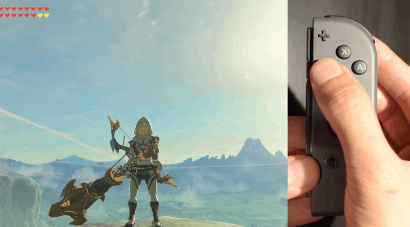 Zelda Fan Breaks Down BOTW's Most Overpowered Move