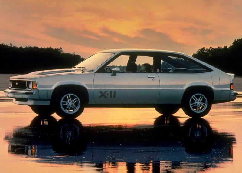 Your Ridiculously Beautiful Chevy Citation X11 Wallpaper of the Day.