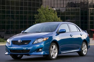 Illustration for article titled Beige Continues To Bite Back: NHTSA Fielding Toyota Corolla Steering Complaints