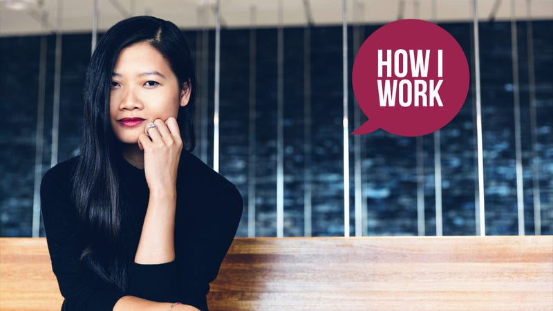 I'm Ven Lai, Creative Designer at Chevrolet, and This Is How I Work
