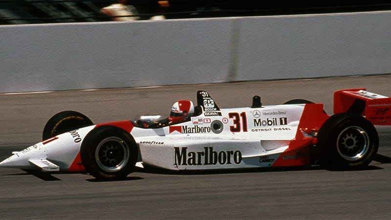 This Monster 1000 HP Penske-Mercedes IndyCar Was One Of