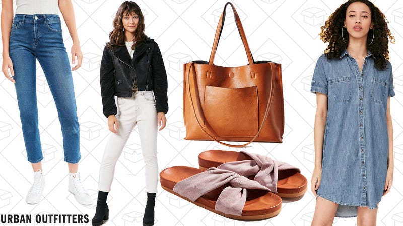 BOGO 50% off select women's apparel, shoes, and accessories