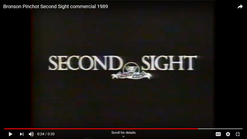 Illustration for article titled Second Sight (1989)