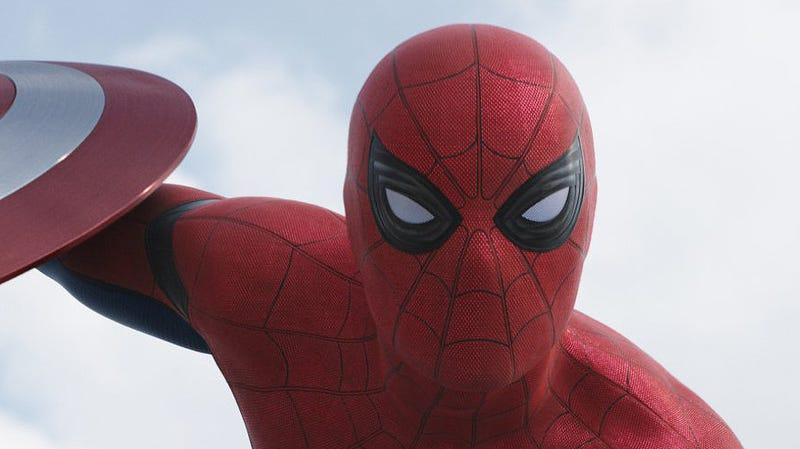 Illustration for article titled Algunos secretos sobre el fabuloso traje nuevo de Spider-Man en Captain America: Civil War