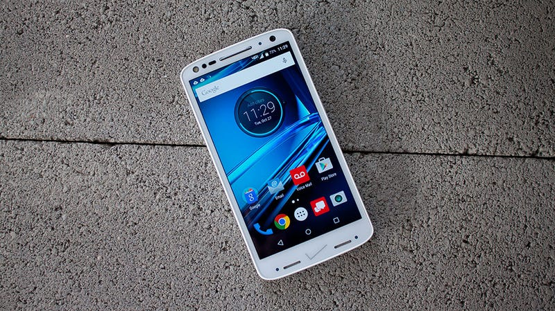 Illustration for article titled The Droid Turbo 2 Is a Verizon Superphone That Can Handle Some Punishment