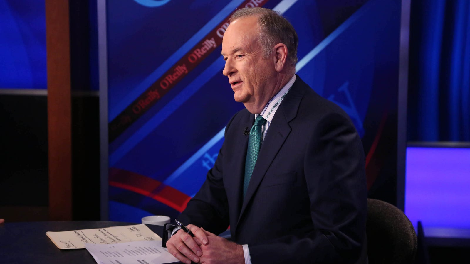 Bill O'Reilly Won't Say Why He's Suing His Ex-Wife. We're Suing to Find Out.