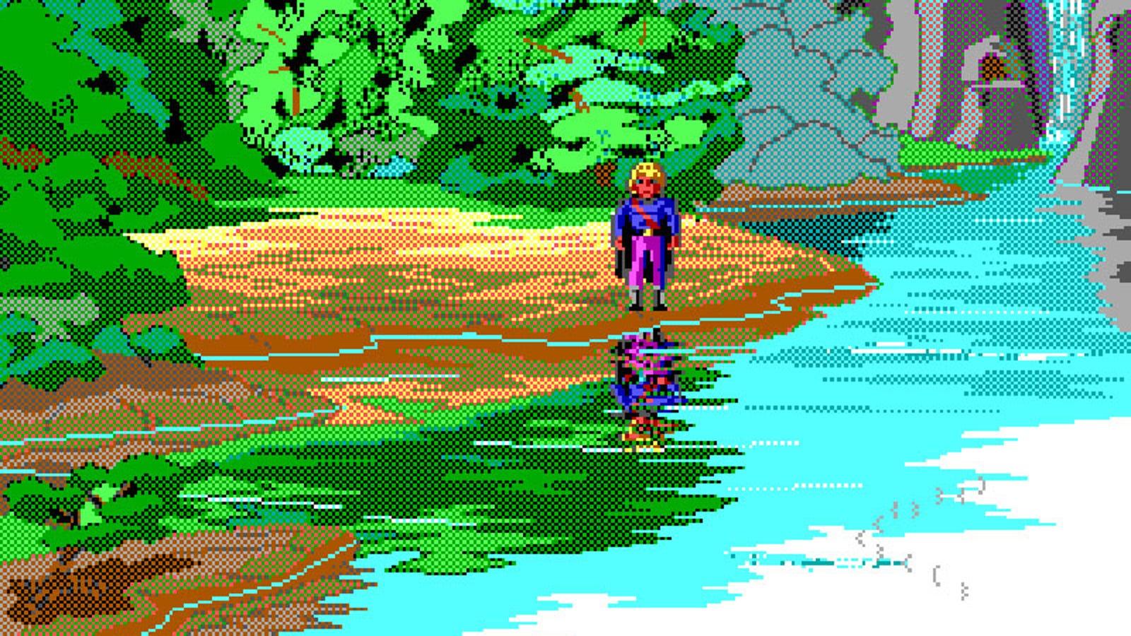 Image result for heros quest ega