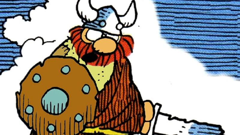 Illustration for article titled 'Hägar The Horrible' Cartoonist Expected More For 40th Anniversary