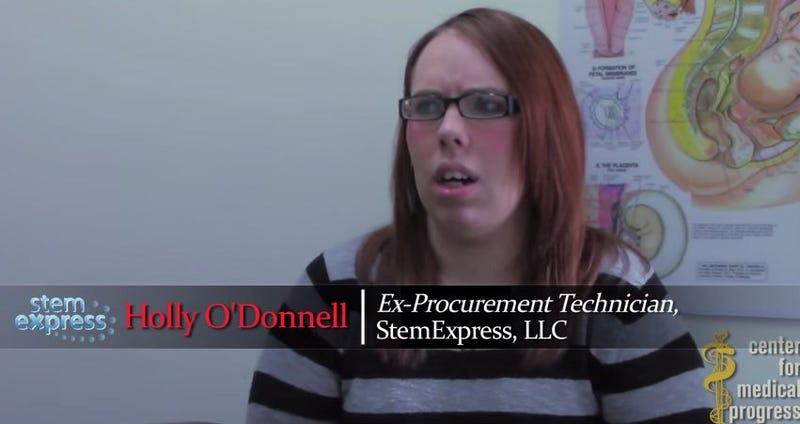 Illustration for article titled Latest 'Bombshell' Planned Parenthood Video Is Flimsy As Hell [UPDATED]