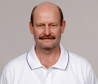 Illustration for article titled Brad Childress Is The Ugliest Dame You'll Ever See